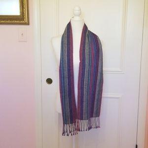 MELMAN 100% alpaca scarf